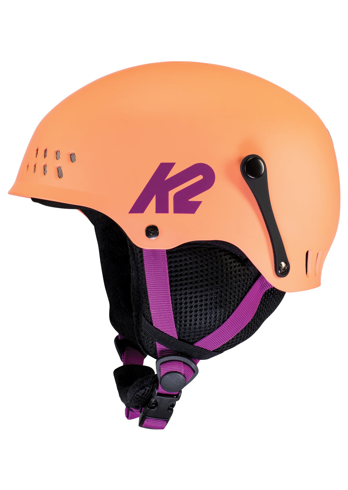 K2 Junior Entity Winter Helmet Coral