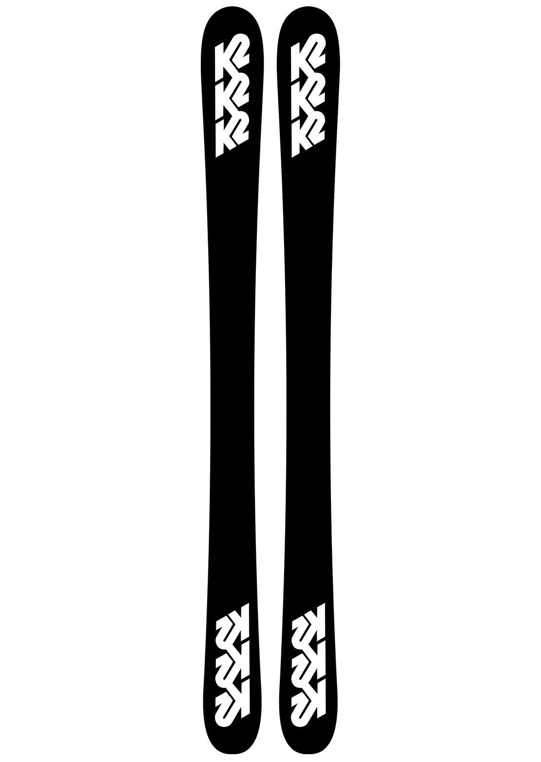 K2 Junior Juvy + FDT Jr 7.0 Ski Set - 129 cm Multi