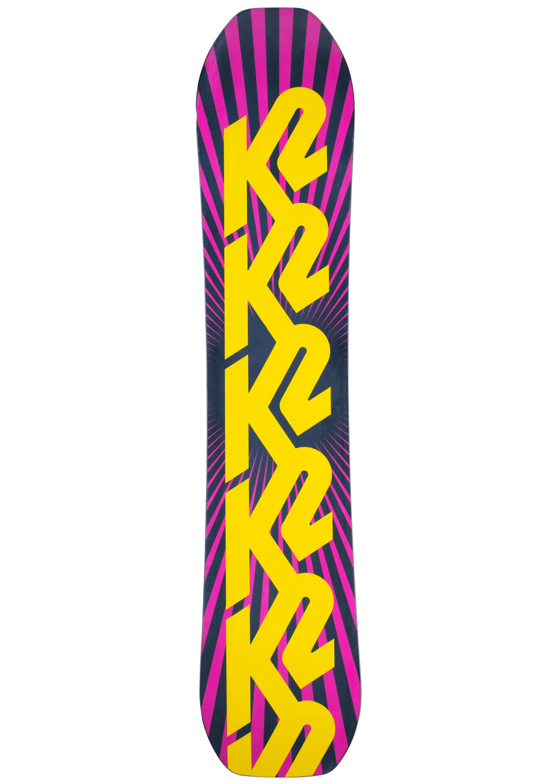 K2 Men's Party Platter Snowboard - 152 cm Multi