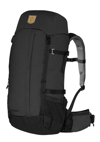 Fjallraven Women's Kaipak 38 Backpack Stone Grey
