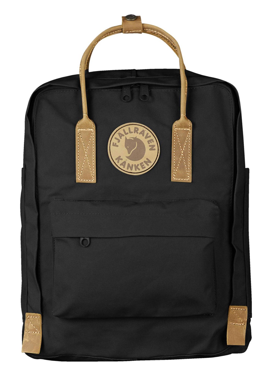 Fjallraven Kanken No.2 Backpack Black/Tan