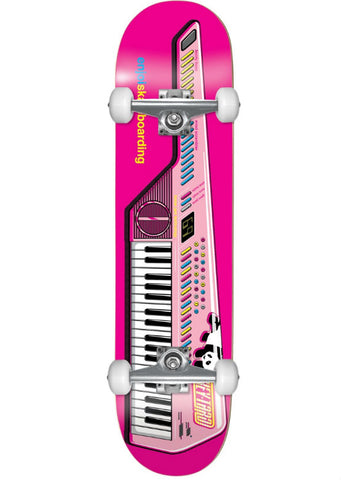 Enjoi Junior Neon Keytar Neon Pink - 7.5