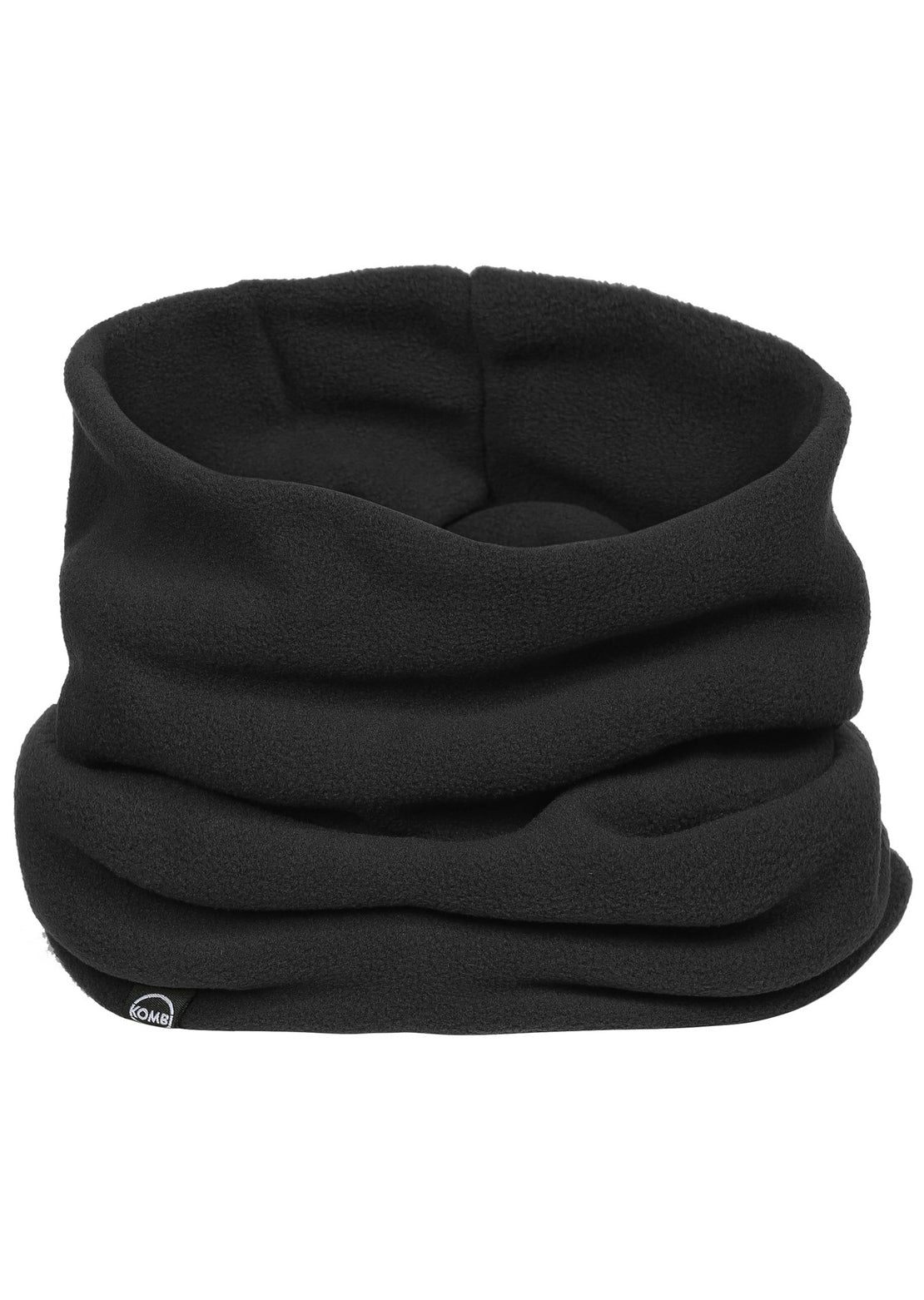 Kombi Junior Toddler The Comfiest Children Neck Warmer Black