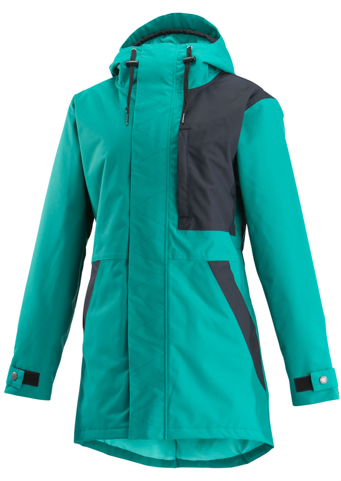 Airblaster x GNU Women's Lady Storm Cloak Jacket