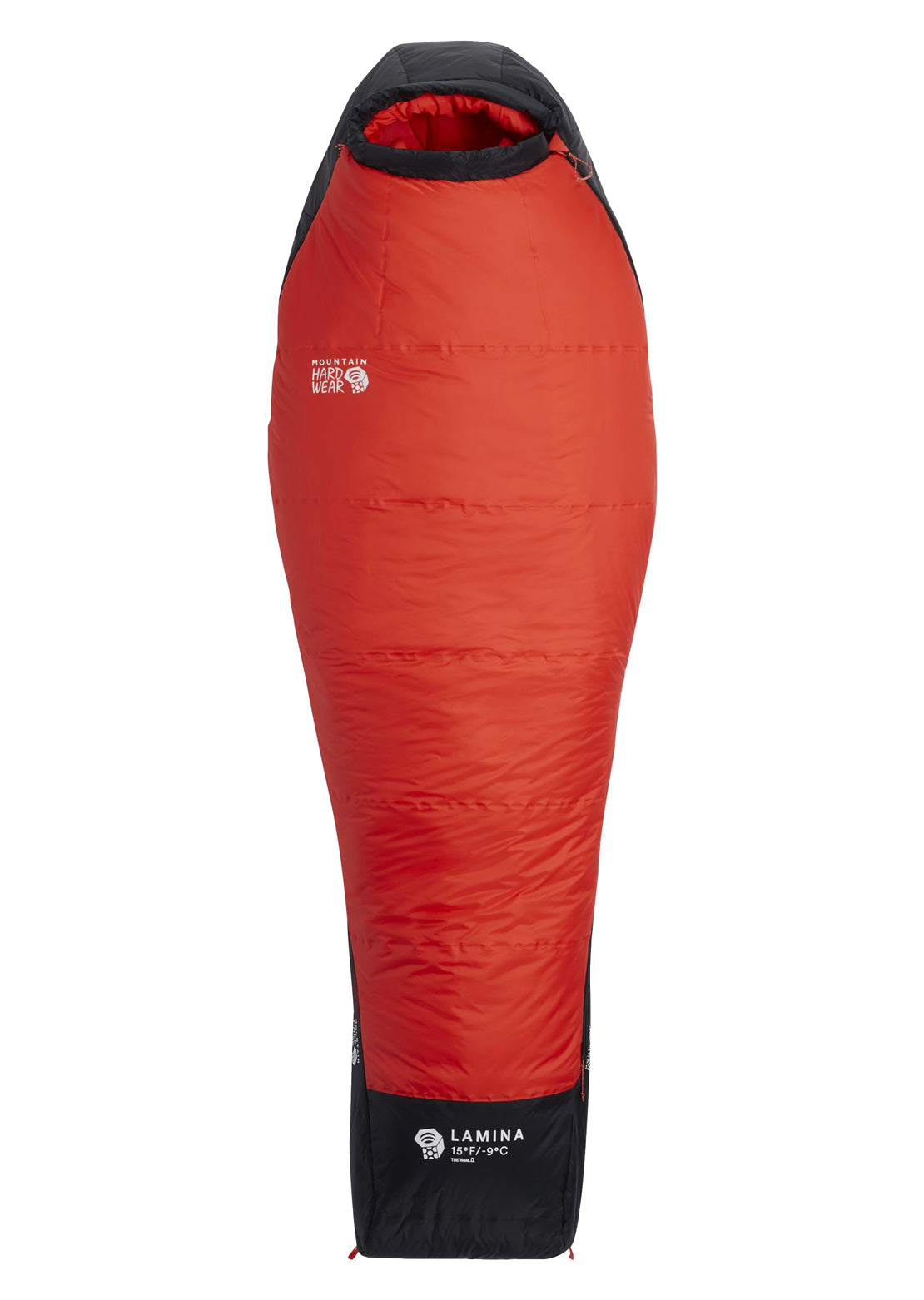 Mountain Hardwear Women's Lamina 15F/-9C Regular Sleeping Bag Poppy Red