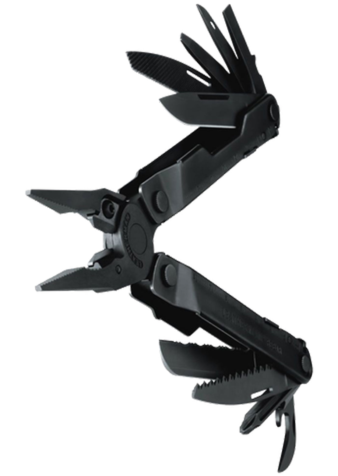 Leatherman Rebar Tool Black