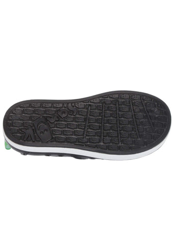 Sanuk Junior Lil Walker Shoes Black/White