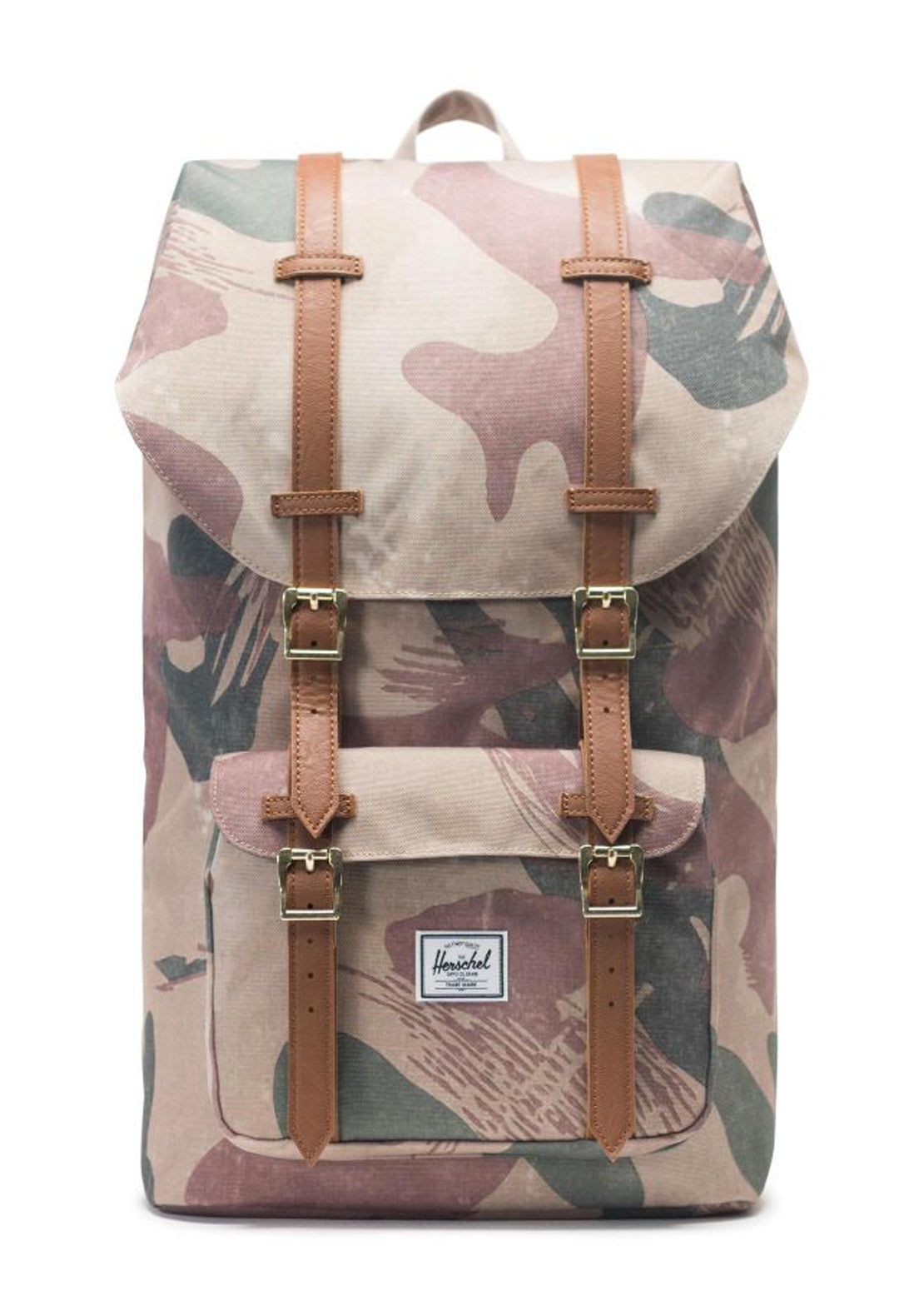 Herschel Little America Backpack Brushstroke Camo