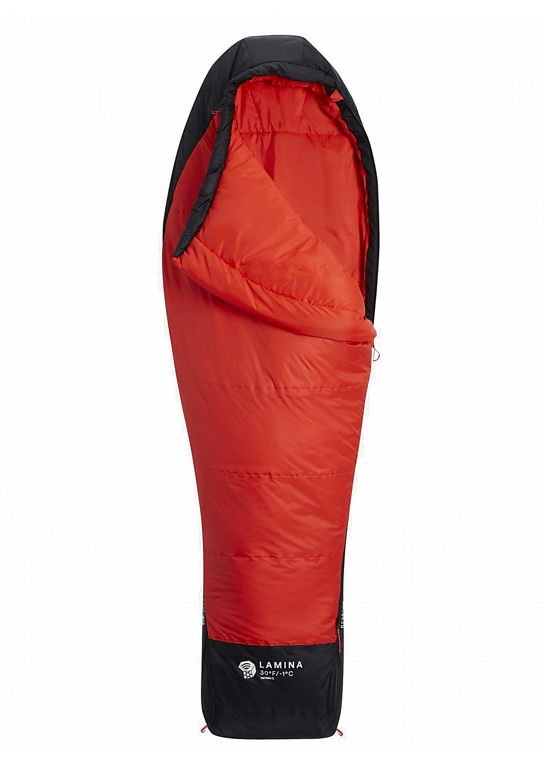 Mountain Hardwear Women's Lamina 30F/-1C Long Sleeping Bag Poppy Red