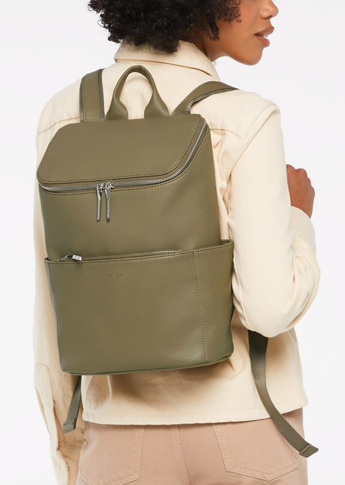 Matt & Nat Brave Purity Backpack Mineral