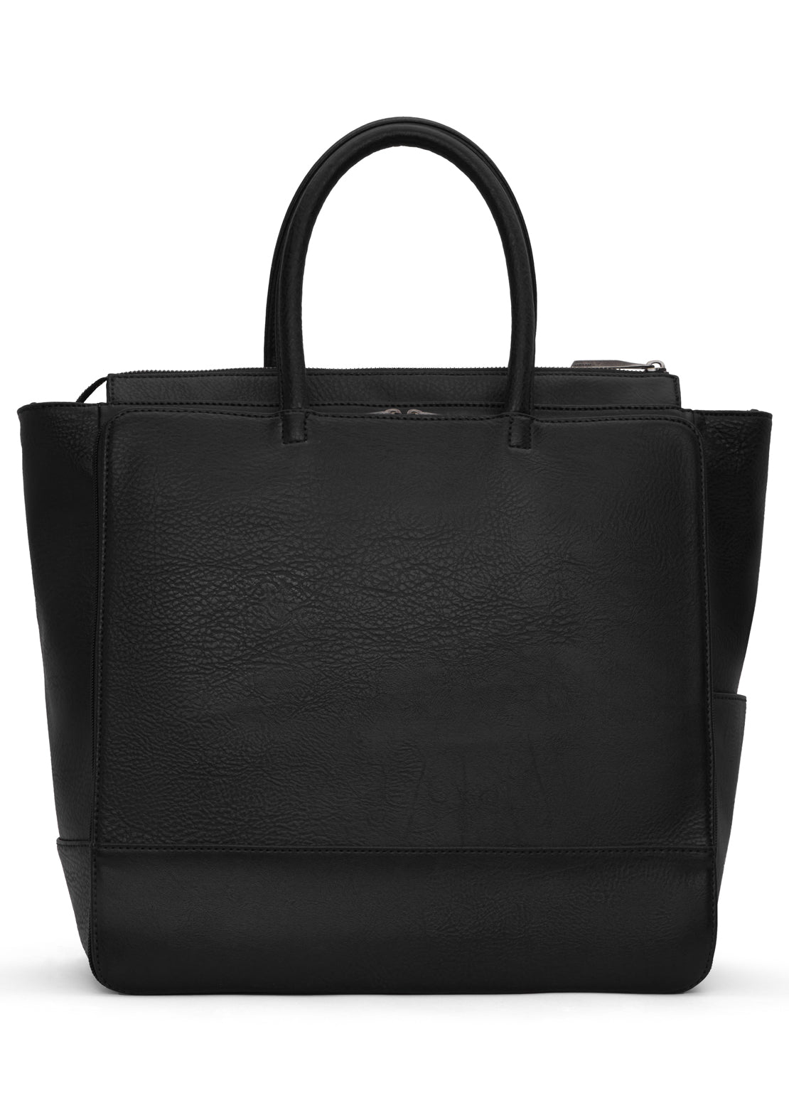 Matt & Nat Percio Dwell Diaper Bag Black
