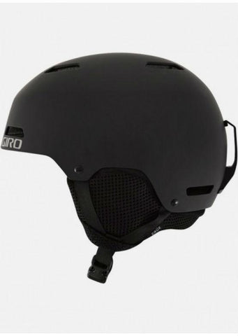 Giro Junior Crue - Matte Black