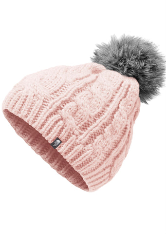 The North Face Junior OH-Mega Fur Pom Beanie