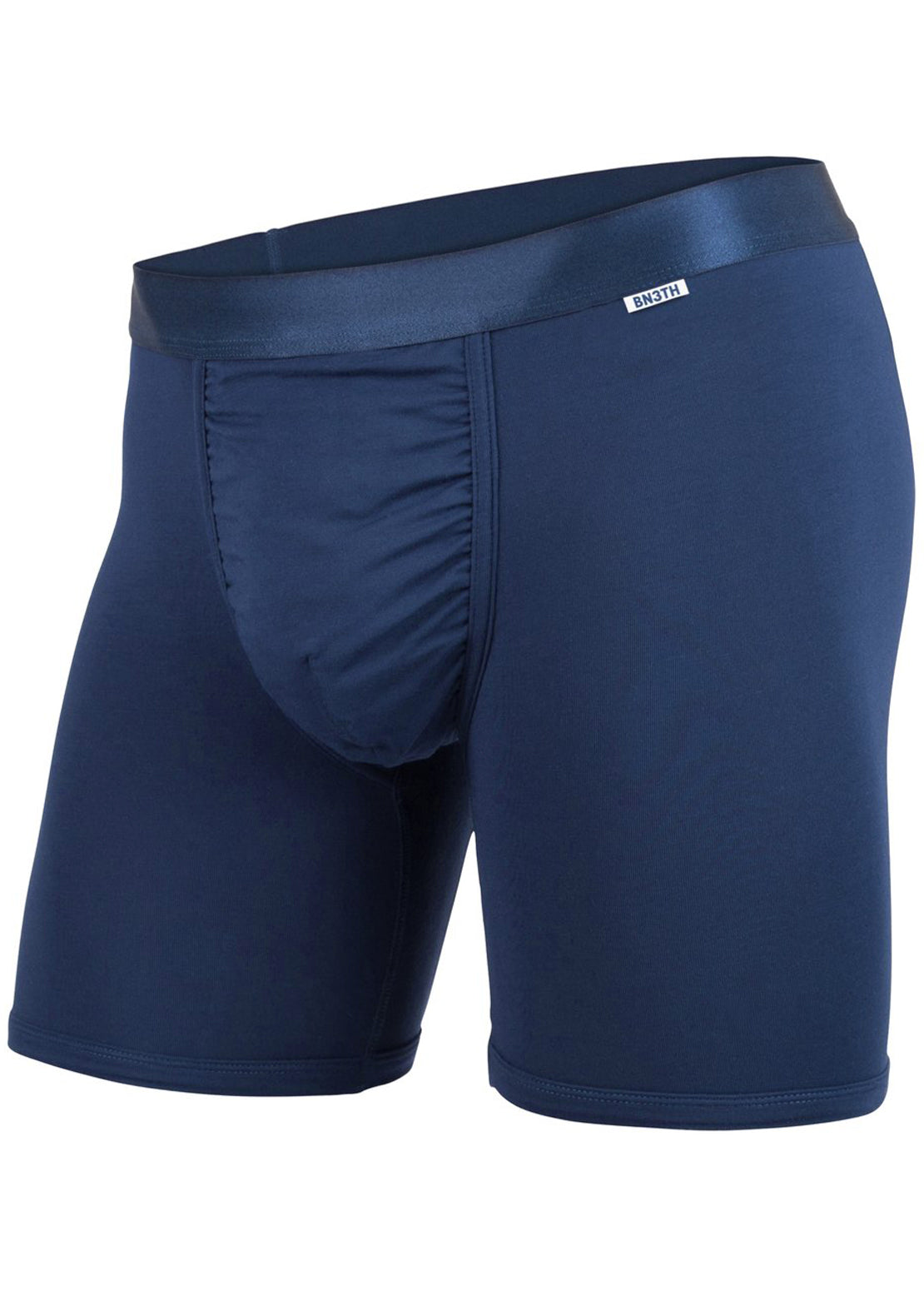 BN3TH Men's Modal Solid Brief Boxer Navy