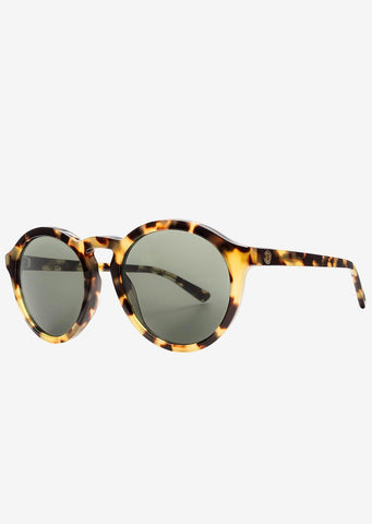Electric Women's Moon Sunglasses Gloss Spotted Tortoise/Grey