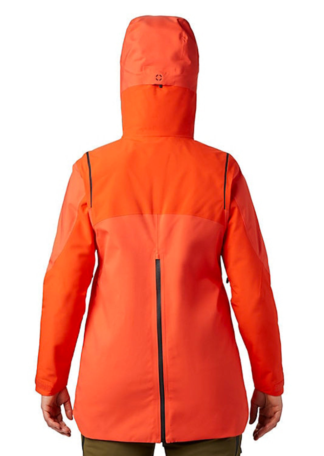 Mountain Hardwear Women's Boudary Line Gore-Tex Insulated Anorak Jacket Sweet Chili