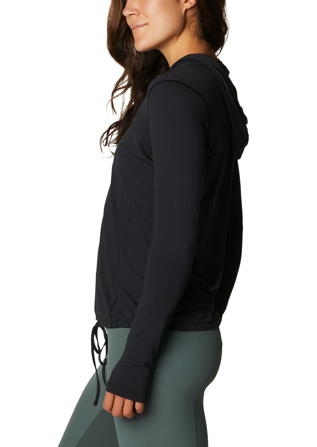 Mountain Hardwear Women's Crater Lake Hoodie Black