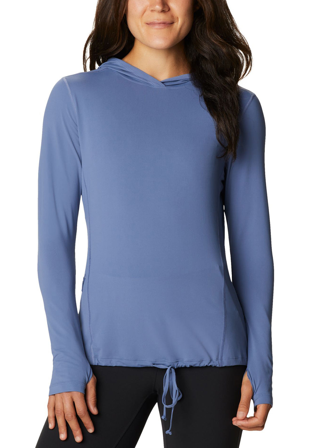 Mountain Hardwear Women's Crater Lake Hoodie Northern Blue