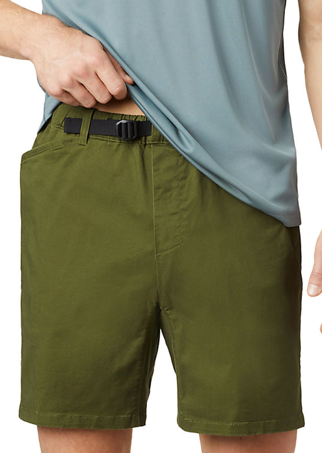 Mountain Harwear Men's Cederberg Pull On Shorts Dark Army