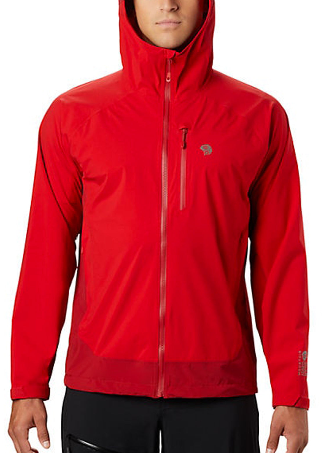 Mountain Harwear Men's Stretch Ozonic Jacket Racer