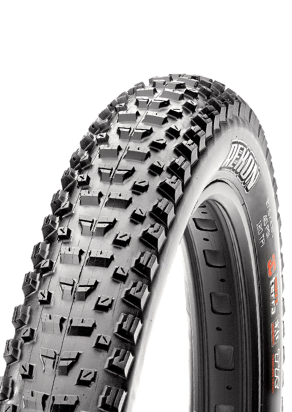 Maxxis Mountain Rekon+ 27.5 '' x 2.8 Mountain Bike Tires Black