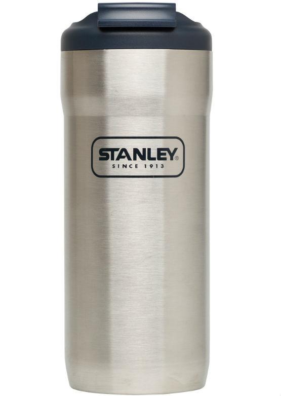 Stanley Adventure Steel Lock Mug 16 oz - Stainless