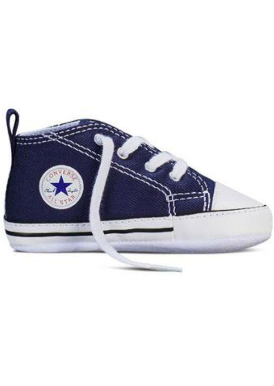 Converse All Star Crib - Navy
