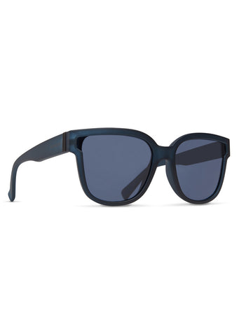 Von Zipper Stranz Sunglasses Navy Satin/Grey Blue