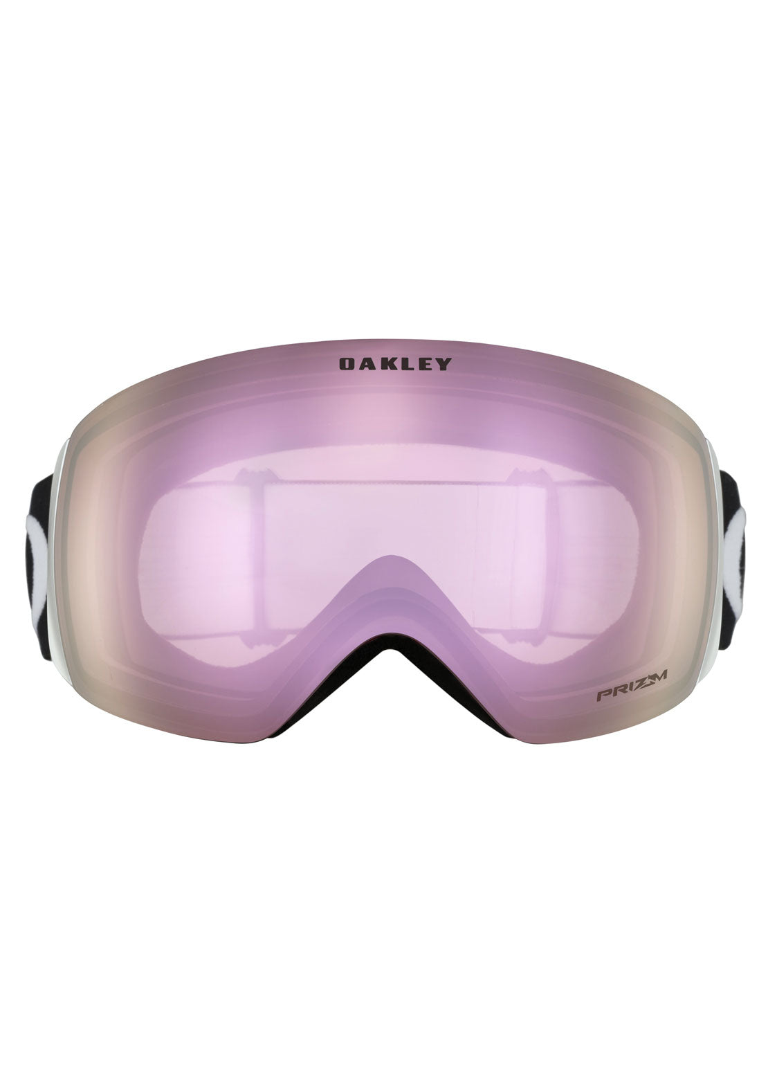 Oakley Flight Deck Snow Googles Matte Black/Prizm Snow Hi Pink