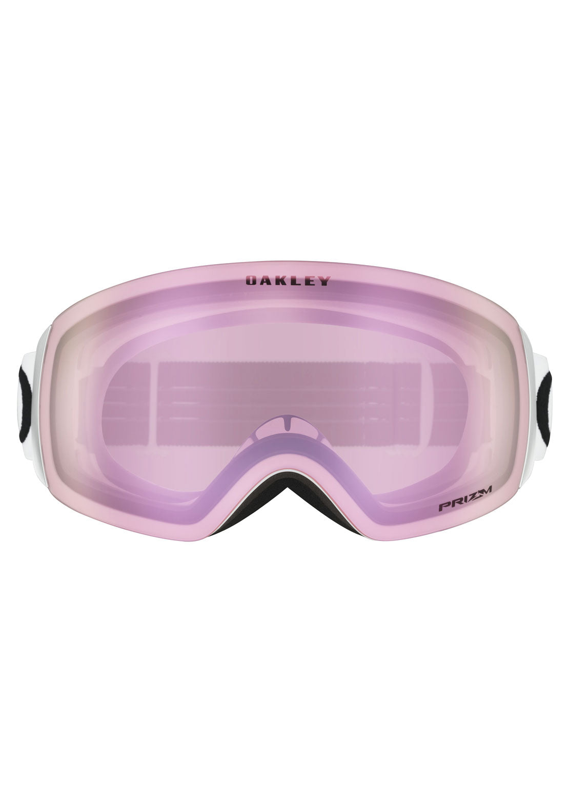 Oakley Flight Deck XM Snow Googles Matte White/Prizm HI Pink Iridium