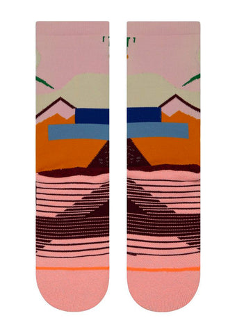 Stance Women's Oasis Training Crew Socks Multi