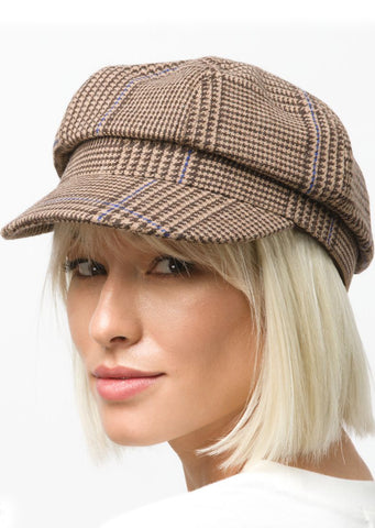 Vans Women's Junction Newsboys Cap