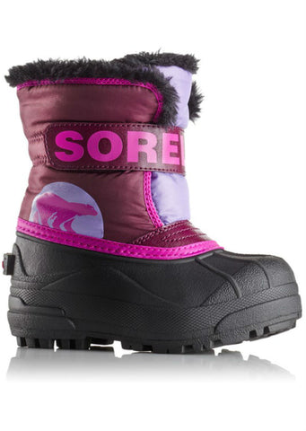 Sorel Children Snow Commander Boots