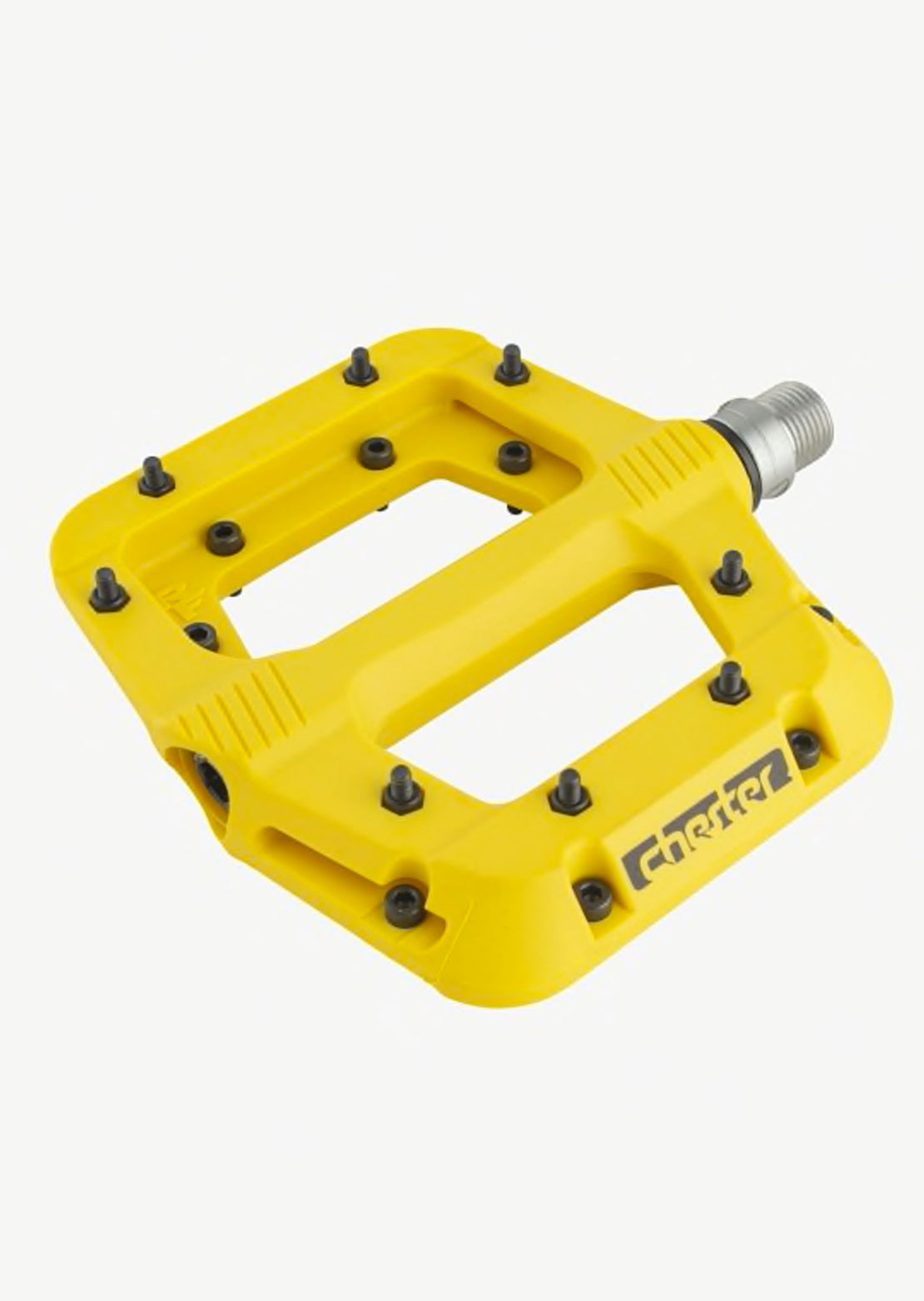 Race Face Chester Composite Mountain Bike Pedals Yellow