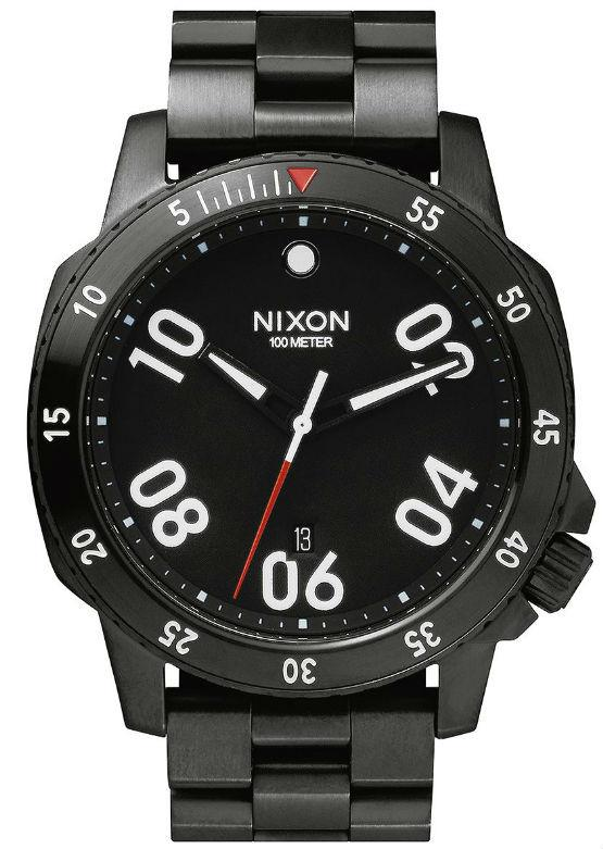 Nixon Ranger - All Black