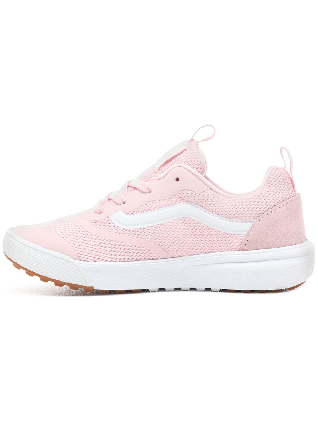 Vans Junior Ultrarange Rapidweld Shoes Pink Chalk