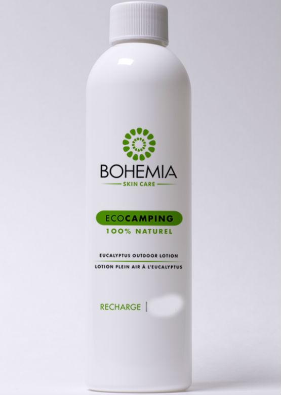 Bohemia Lotion Eucalyptus Citrone Recharge - 236 ML