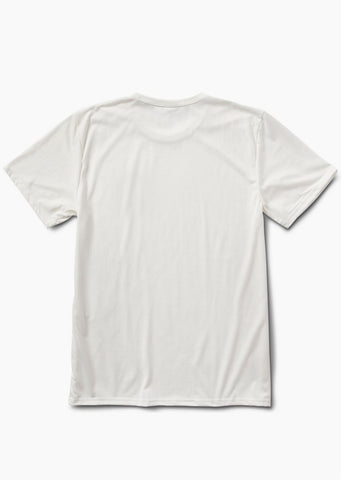 Reef Men's Surfari's Surf Tee White/Aqua