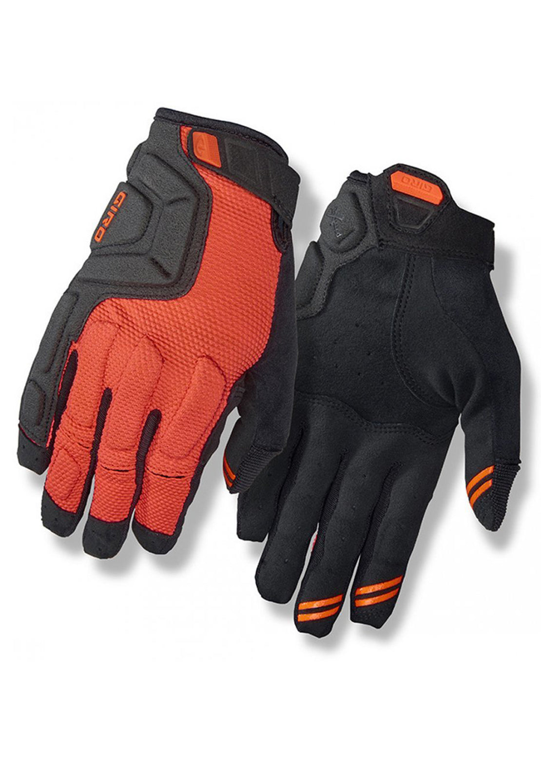Giro Men's Remedy X2 Bike Gloves Vermillon