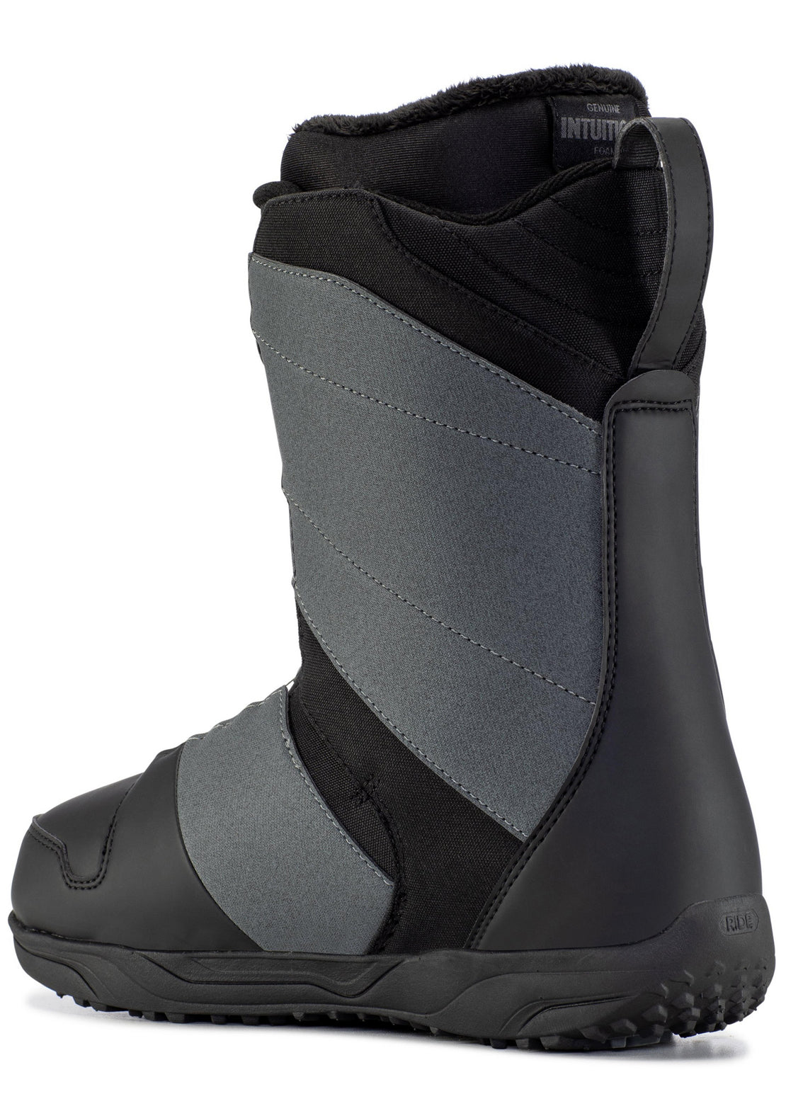 Ride Men's Anthem Snowboard Boots Grey