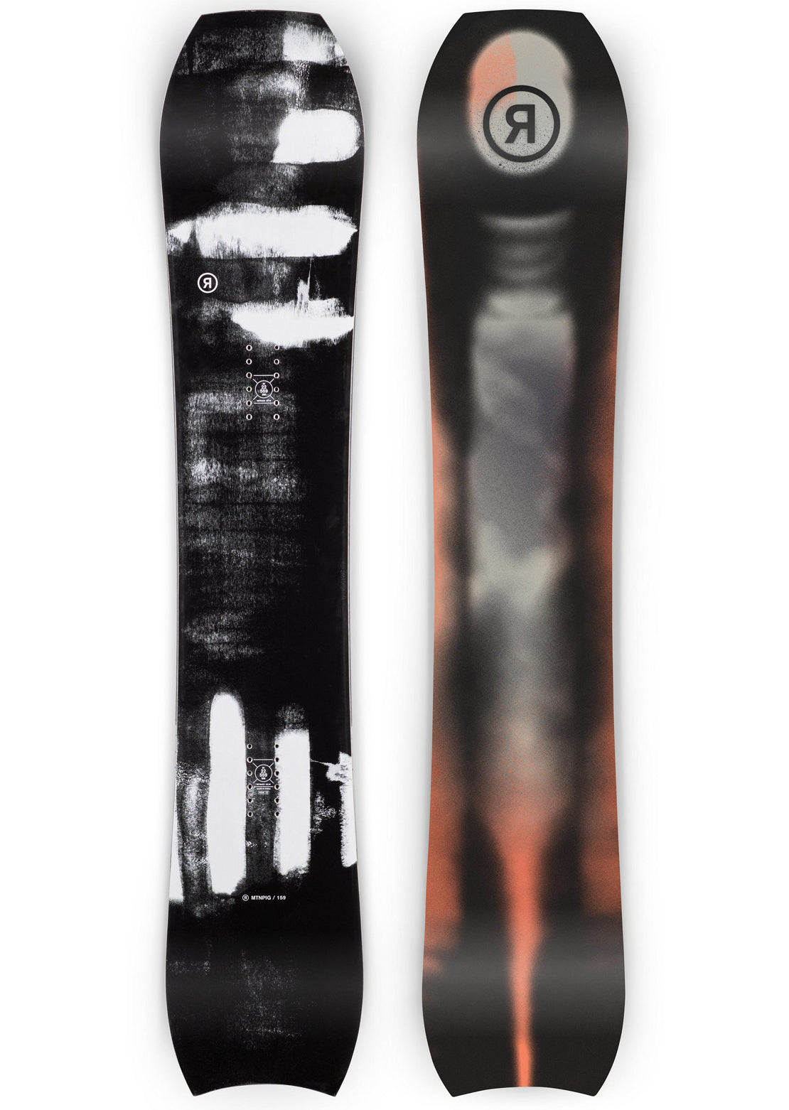 Ride Men's MTNPIG Snowboard - 159 cm Multi