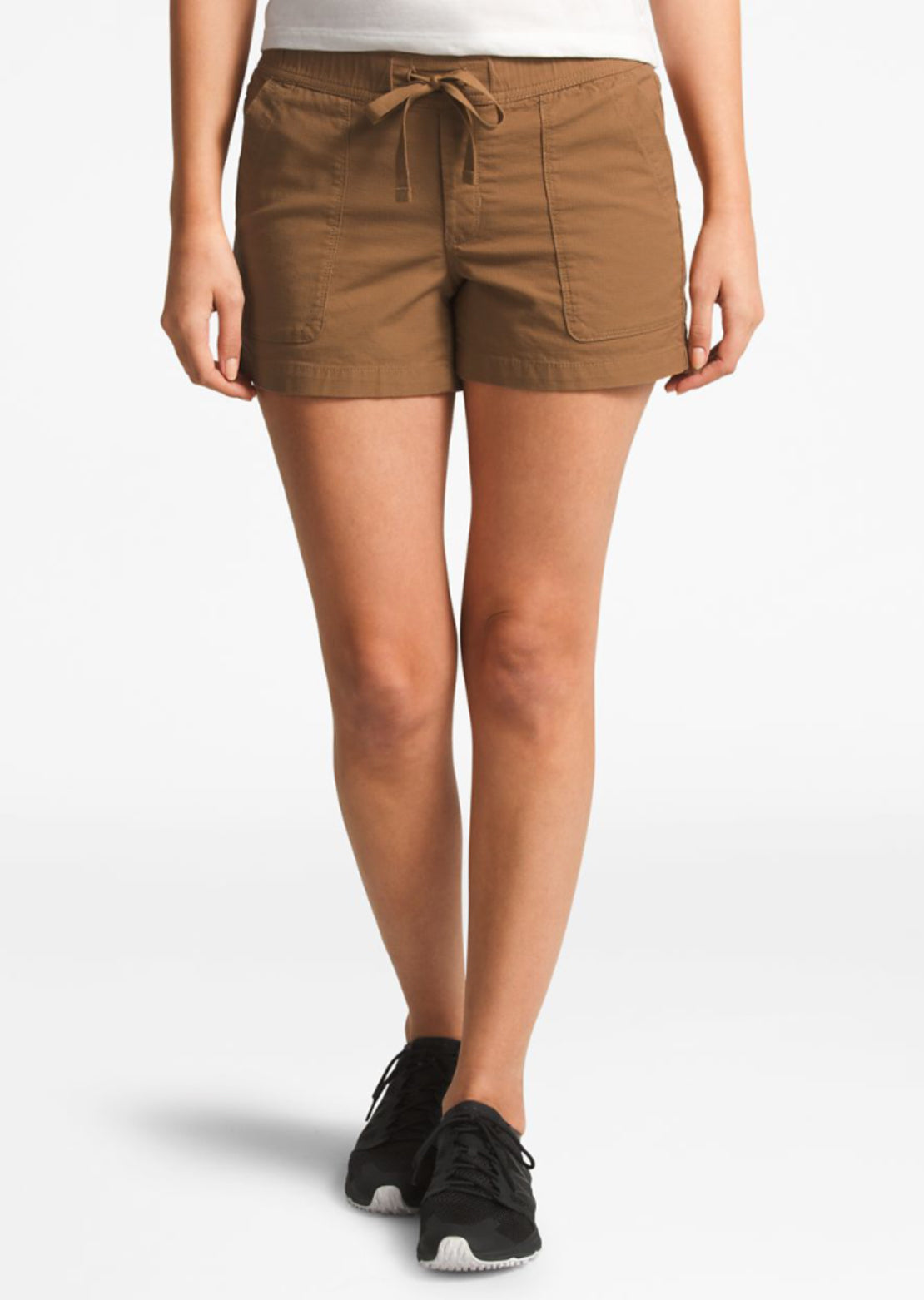 The North Face Women's Ridgeside Pull-On Cargo Shorts Cargo Khaki