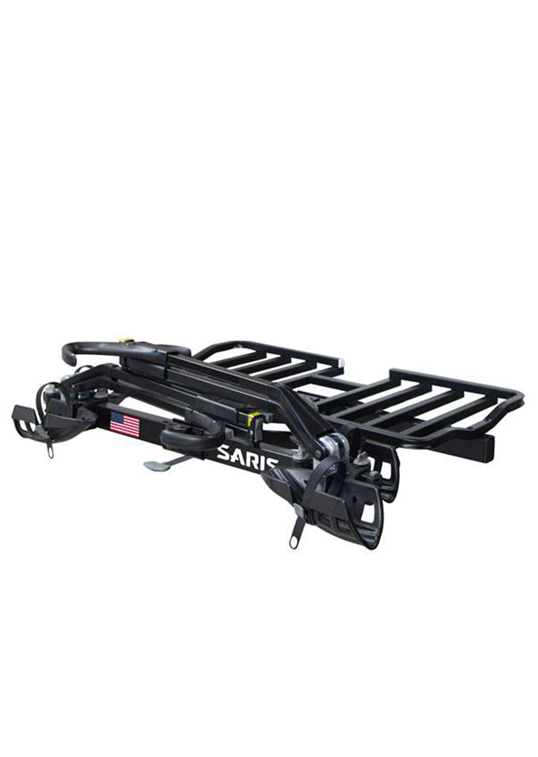 Saris SuperClamp Cargo 2-Bike Rack Black