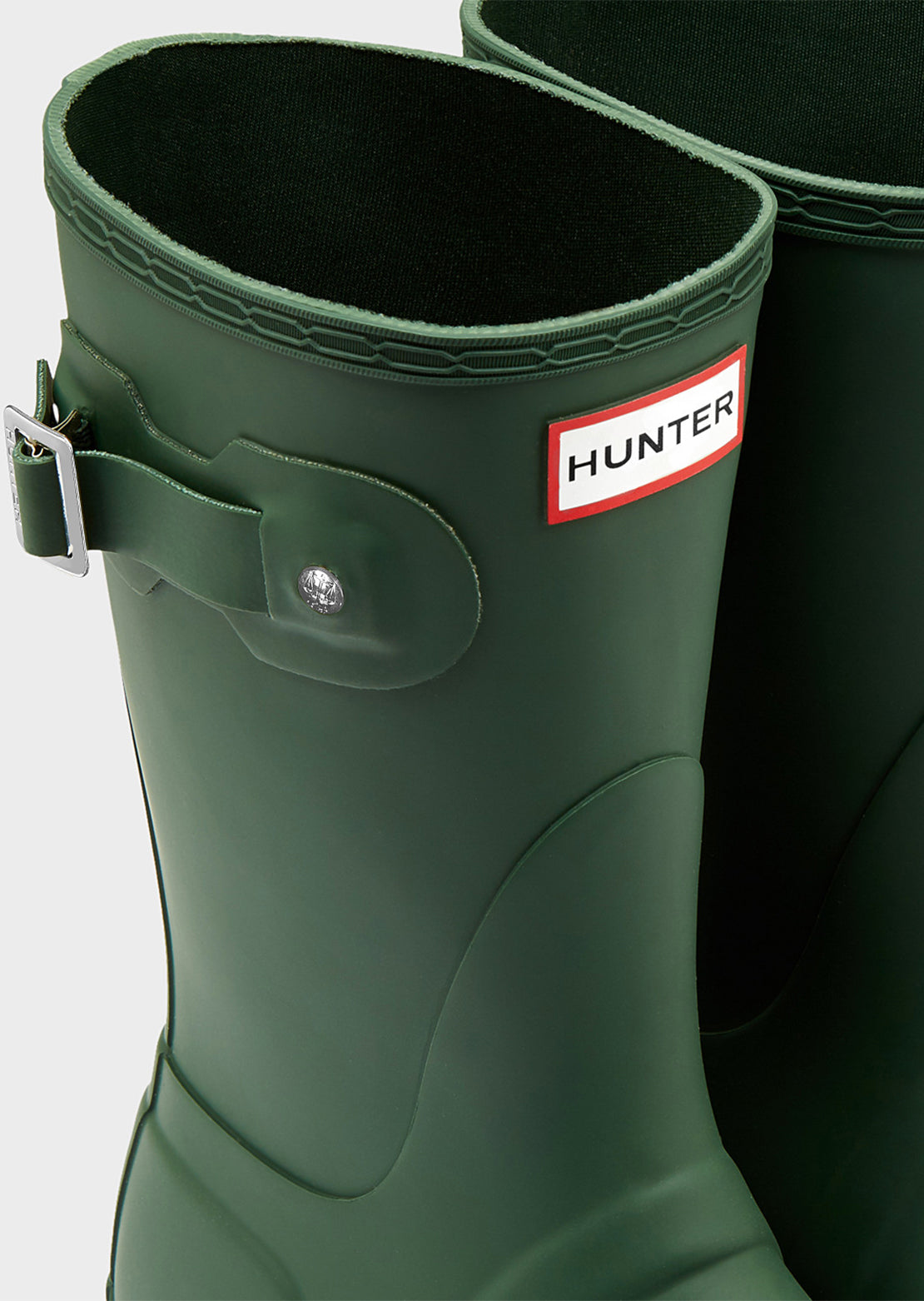 Hunter Women's Original Short Casual Boots - Up