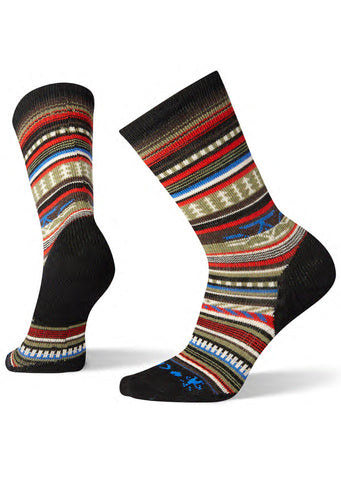 Smartwool Men's Chinle Premium CHUP Crew Socks Black