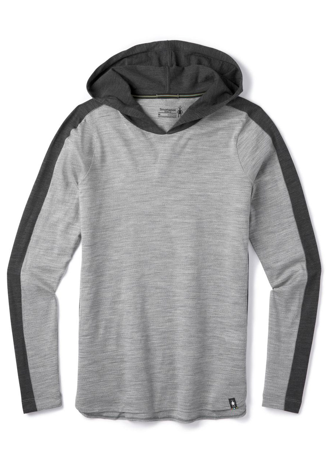 Smartwool Women's Merino 150 Hoodie Light Gray Heather