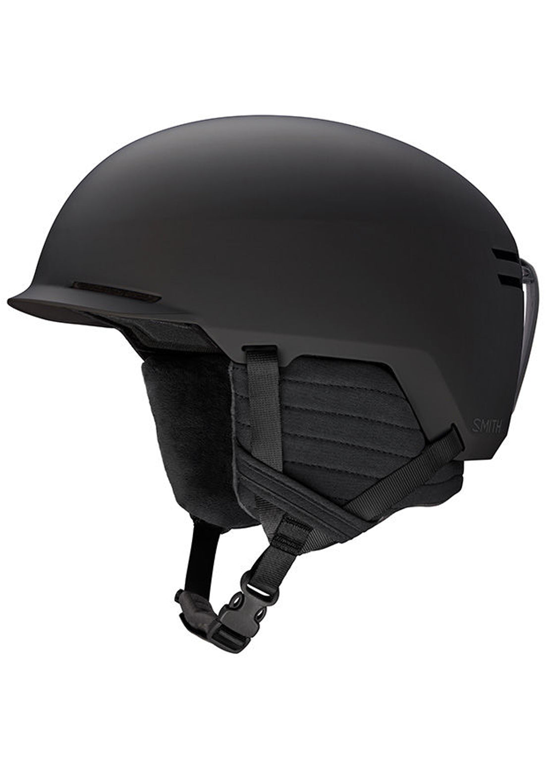 Smith Junior Scout Winter Helmet Matte Black