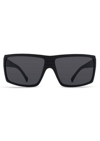 Von Zipper Snark Sunglasses Black Gloss/Grey
