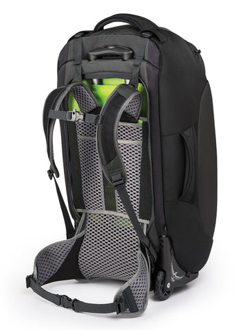 Osprey Sojourn 28 Luggage Flash Black