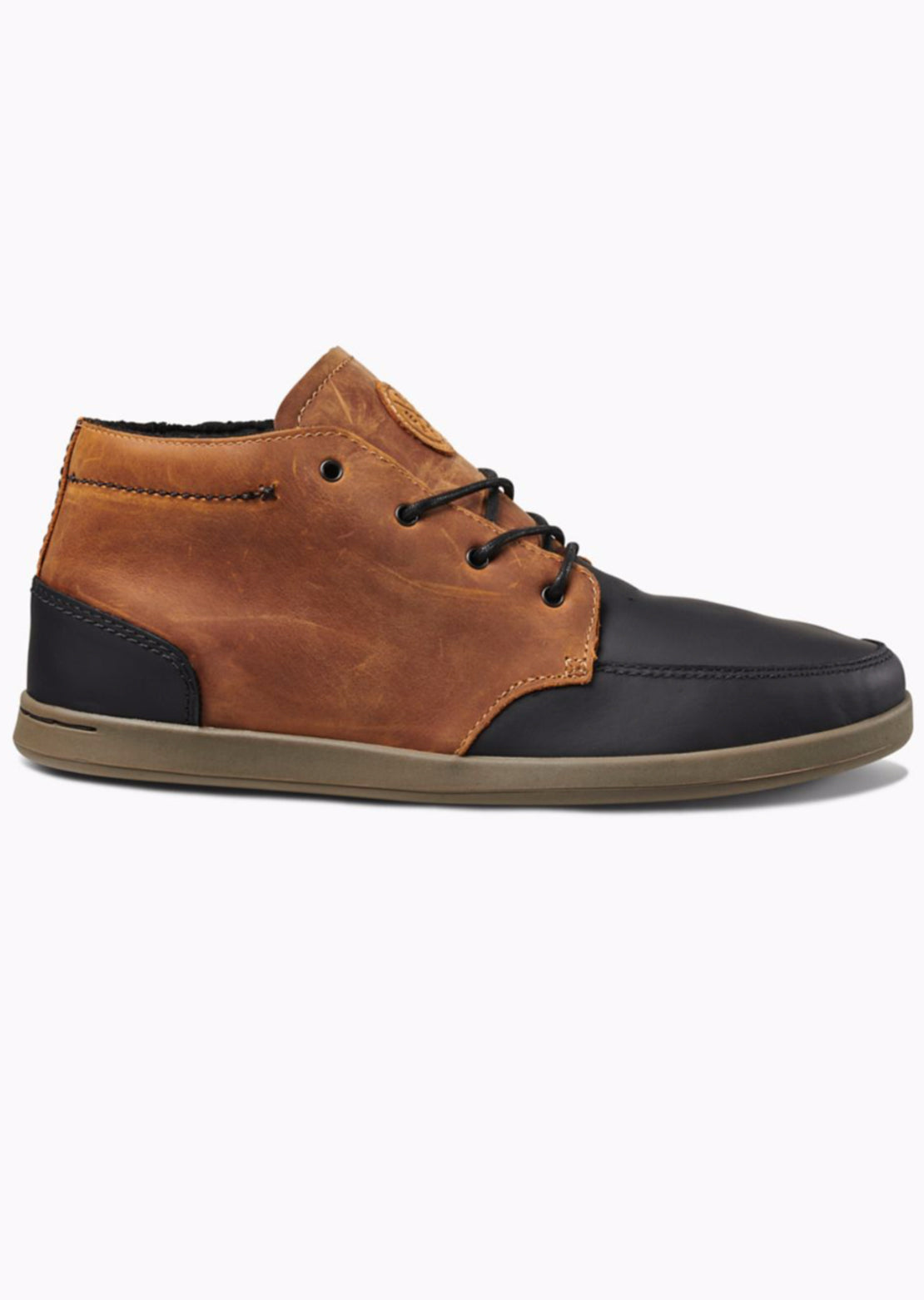 Reef Men's Spiniker Mid WT Boots Tan/Black